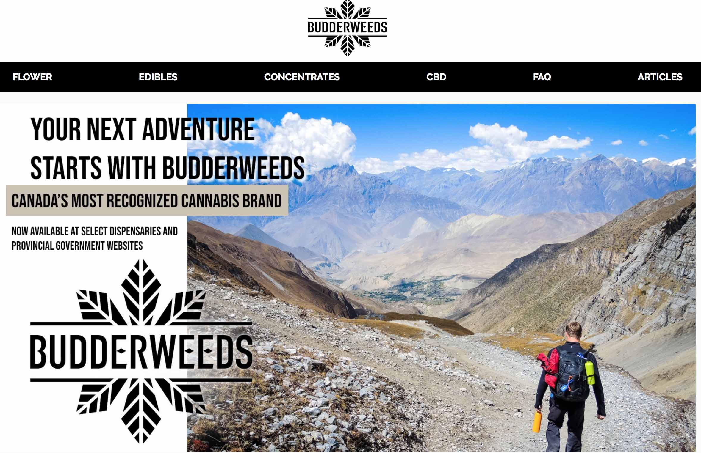 Review of Budderweeds