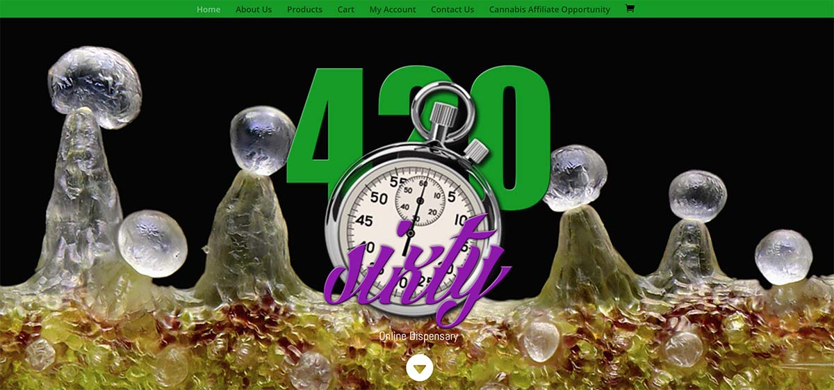 420Sixty review and coupon codes for the best deals at this online dispensary