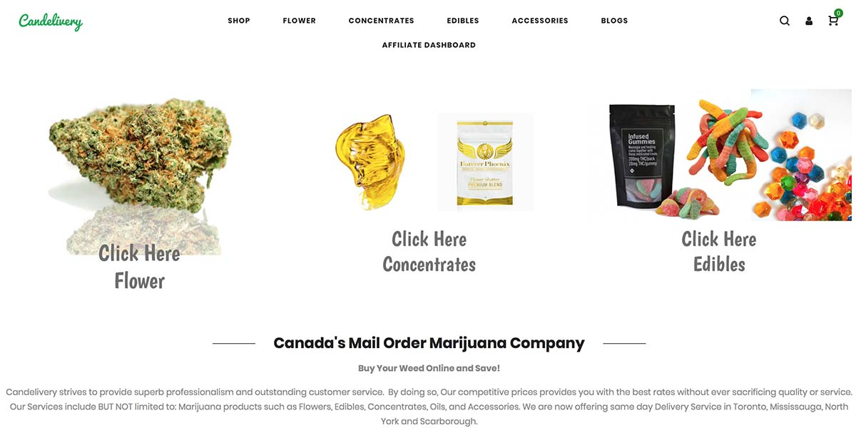 Candelivery review and coupon codes