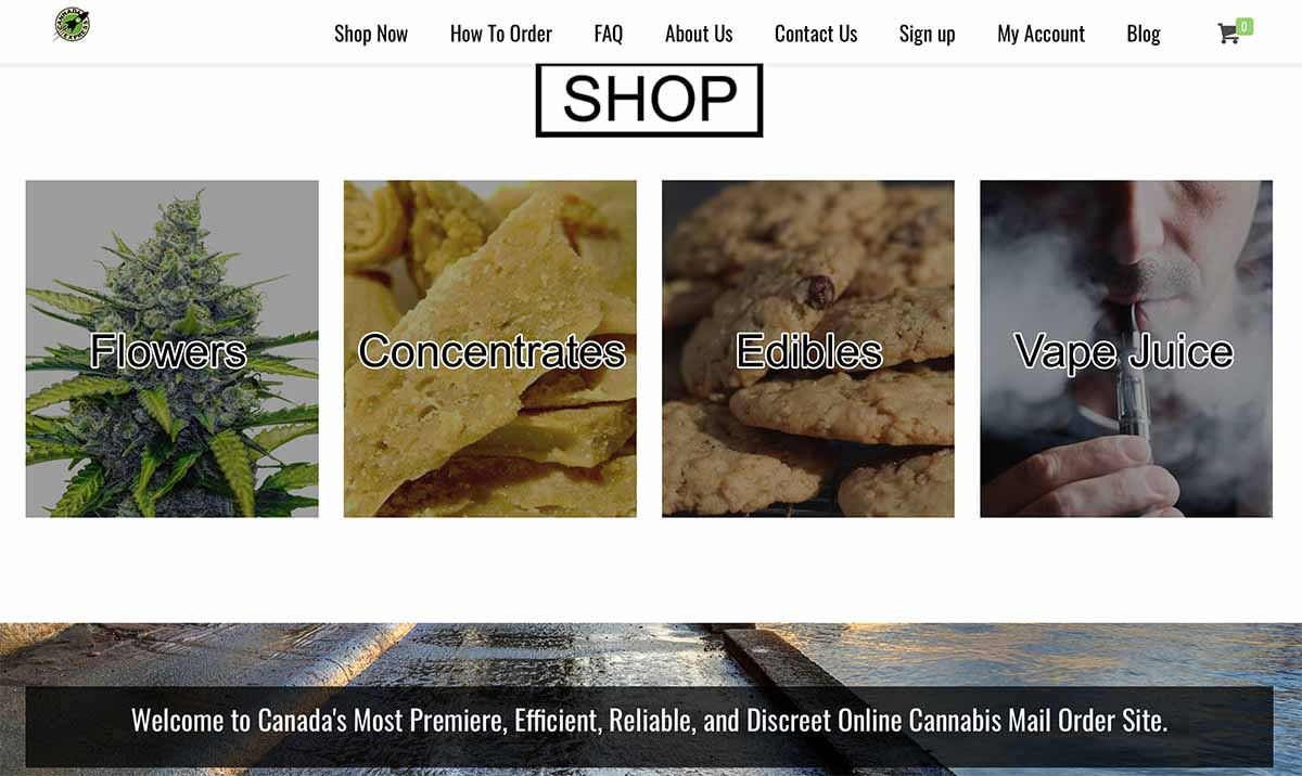 Cannada Express review and coupon code