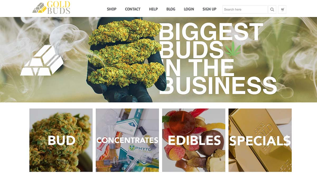 goldbugs review and coupon codes for best deals on weed