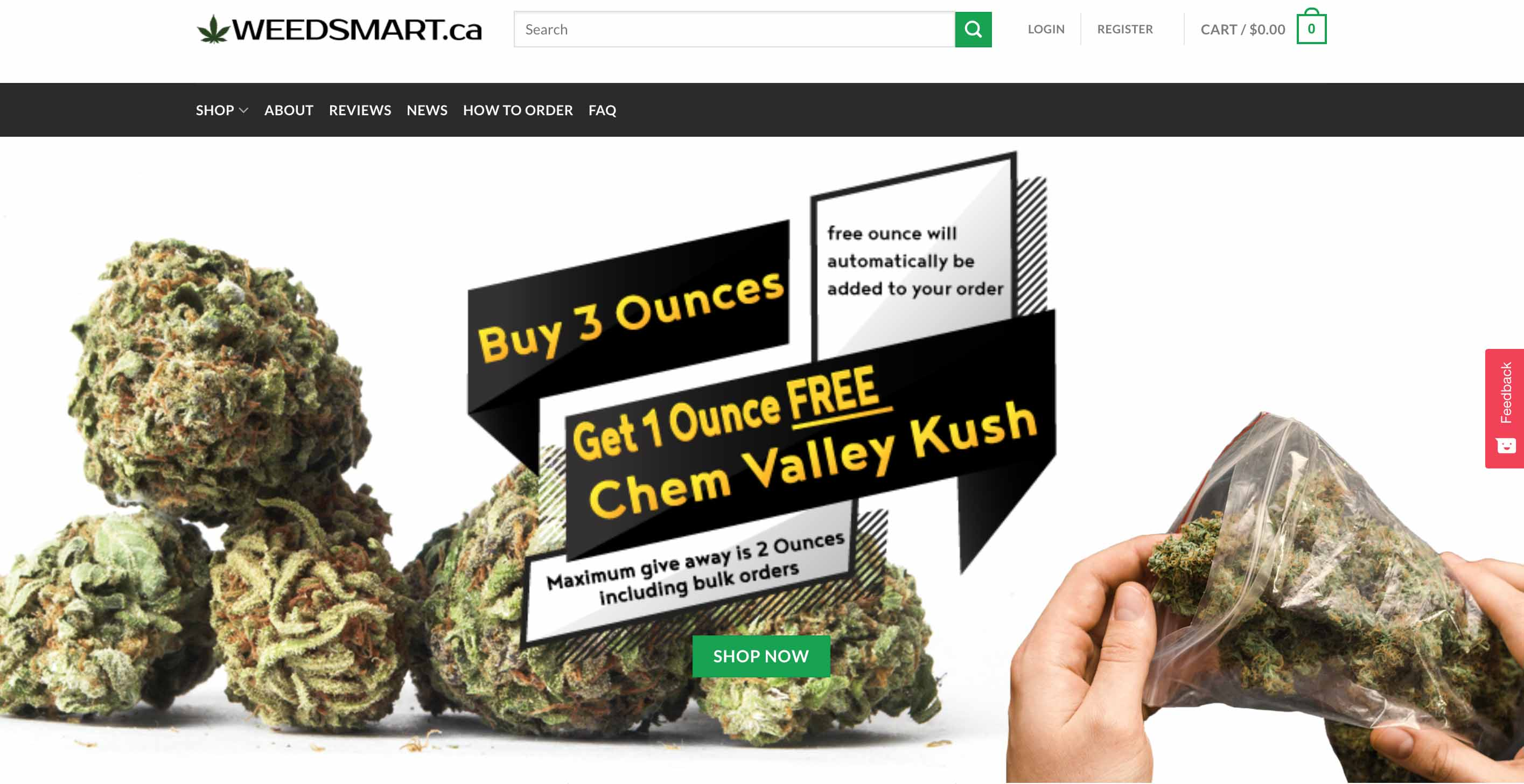 Weedsmart review and coupon code