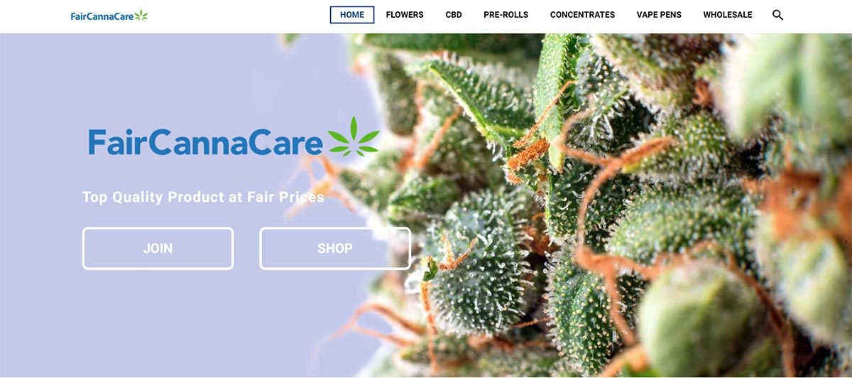 FairCannaCare review and coupon code - a top online dispensary in Canada