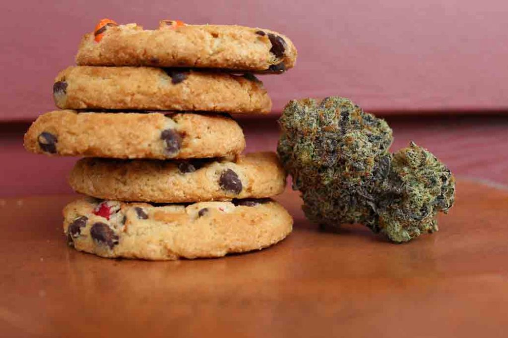 Cannabis edibles in Canada are popular.